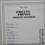 Pretty Things (The) - Freeway Madness (+1), Lyric book