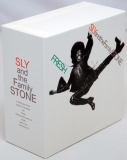 Sly + The Family Stone - Fresh Box, Front Lateral View
