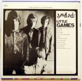 Yardbirds (The) - Little Games, Back cover
