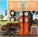 Allman Brothers Band (The) - Wipe the Windows, Check the Oil, Dollar Gas, Back cover