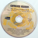 Allman Brothers Band (The) - Wipe the Windows, Check the Oil, Dollar Gas, CD