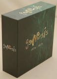 Genesis - 1970-1975 Box, Front lateral view