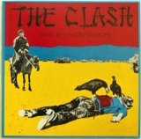 Clash (The) - Give 'em Enough Rope, Front Cover
