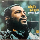 Gaye, Marvin - What's Going On (+2), Front cover