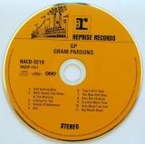 Parsons, Gram - GP, CD