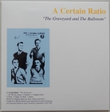 A Certain Ratio - The Graveyard and The Ballroom, Front Cover
