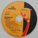 Damned (The) - Machine Gun Etiquette , CD