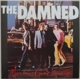 Damned (The) - Machine Gun Etiquette , Front Cover