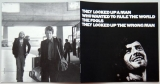 Cohen, Leonard - Songs of Love and Hate +1, Booklet first & last pages