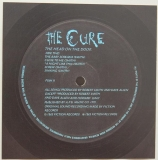 Cure (The) - Head On The Door , Back Label