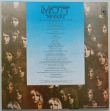 Mott The Hoople - The Hoople +7, Back cover