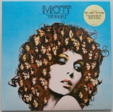 Mott The Hoople - The Hoople +7, Front Cover
