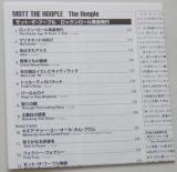 Mott The Hoople - The Hoople +7, Lyric book