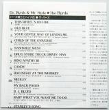 Byrds (The) - Dr Byrds and Mr Hyde +5, Lyric Book