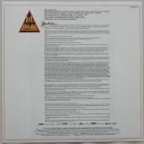 Def Leppard - Hysteria , Inner sleeve side B