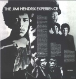 Hendrix, Jimi - Are You Experienced (UK) +6, Back