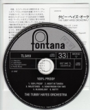 Hayes, Tubby Orchestra (The) : 100% Proof : CD & Japanese insert
