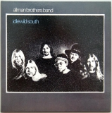 Allman Brothers Band (The) - Idlewild South, Front cover