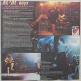 AC/DC - If You Want Blood You've Got It, Inner sleeve side B
