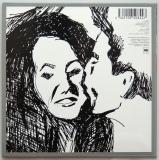 Dylan, Bob - Infidels, Back cover