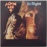Lee, Alvin - In Flight, Front Cover