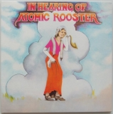Atomic Rooster - In Hearing Of (+3), Front Cover