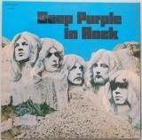 Deep Purple - In Rock, Back cover