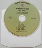 Deep Purple - In Rock, CD