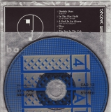 Bauhaus - In The Flat Field (+9), CD & Booklet