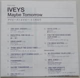 Iveys (The) - Maybe Tomorrow, Lyric book