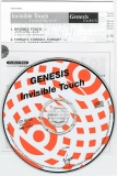 Genesis - Invisible Touch, CD and inserts
