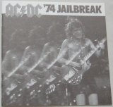 AC/DC - Jailbreak, Lyric book