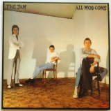 Jam (The) - All Mod Cons, Front cover