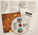Jam (The) - Setting Sons, CD and inserts
