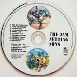 Jam (The) - Setting Sons, CD