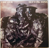 Jam (The) - Setting Sons, Front cover