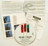 Jam (The) - The Gift, CD and inserts