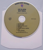 Deep Purple - Live in Japan / Made in Japan, CD