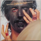 Zappa, Frank - Joe's Garage Acts II and III, Front Cover