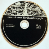 Siouxsie & The Banshees - Juju, CD