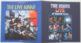 Kinks (The) - Live At Kelvin Hall, Booklet