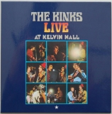 Kinks (The) - Live At Kelvin Hall, Front Cover