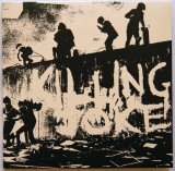 Killing Joke - Killing Joke, Front cover