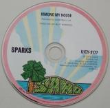 Sparks - Kimono My House, CD