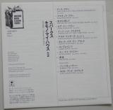 Sparks - Kimono My House, Lyric book