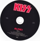 Kiss : Alive! [Live] [2CD] : CD1