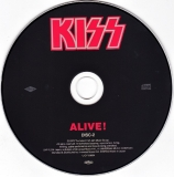 Kiss : Alive! [Live] [2CD] : CD2