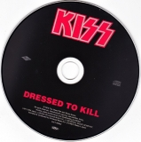Kiss : Dressed To Kill : CD