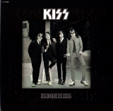 Kiss : Dressed To Kill : front