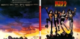 Kiss : Destroyer : gatefold outside